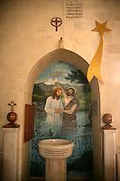 Mor Petrus Mor Paulus Church, Adiyaman, southeastern Turkey