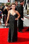 LOS ANGELES, CA. - September 13: Actress Olesya Rulin arrives at the 60th Primetime Creative Arts Emmy Awards held at Nokia Theatre on September 13, 2008 in Los Angeles, California.