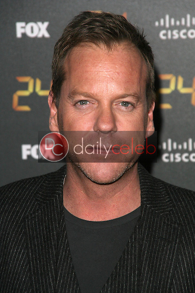 Kiefer Sutherland<br />at the Season 7 Premiere Party for '24'. Privilege, Los Angeles, CA. 01-06-08<br />Dave Edwards/DailyCeleb.com 818-249-4998