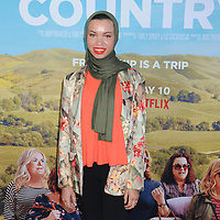 "Blair Imani at the World Premiere of ""WINE COUNTRY"" at the Paris Theater in New York, New York , USA, 08 May 2019"