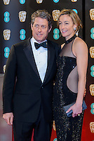 www.acepixs.com<br /> <br /> February 12 2017, London<br /> <br /> Hugh Grant arriving at the 70th EE British Academy Film Awards (BAFTA) at the Royal Albert Hall on February 12, 2017 in London, England<br /> <br /> By Line: Famous/ACE Pictures<br /> <br /> <br /> ACE Pictures Inc<br /> Tel: 6467670430<br /> Email: info@acepixs.com<br /> www.acepixs.com