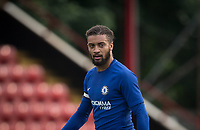 Michael Hector of Chelsea U23 during the pre season friendly match between Aldershot Town and Chelsea U23 at the EBB Stadium, Aldershot, England on 19 July 2017. Photo by Andy Rowland / PRiME Media Images.