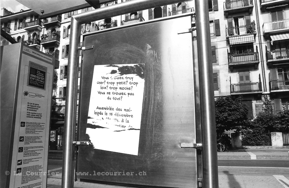 Genève, le 06.2009..© Interfoto