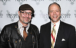 Terry Kinney & Douglas McGrath attending the Opening Celebration for 'Checkers' at the Vineyard Theatre in New York City on 11/11/2012