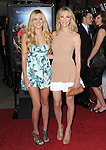 Heather Locklear and Ava Sambora at The Dimension Films Premiere of Scary Movie V held at The Cinerama Dome in Hollywood, California on April 11,2013                                                                   Copyright 2013 Hollywood Press Agency