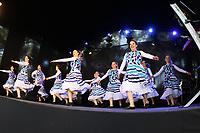 SÃO PAULO, SP, 11.06.2017 - FESTA-IMIGRANTE - Apresentações típicas durante 22ª Festa do Imigrante no Museu da Imigração em São Paulo neste domingo, 11. (Foto: Paulo Guereta/Brazil Photo Press)