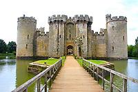 JUL 14 Bodiam Castle, Sussex