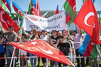 2016/06/07 Berlin | Pro Aserbaidschan-Kundgebung