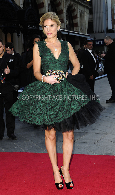 WWW.ACEPIXS.COM....US Sales Only....April 18 2013, London....Hofit Golan at the premiere of 'Iron Man 3' held at the Odeon Leicester Square on April 18 2013 in London ....By Line: Famous/ACE Pictures......ACE Pictures, Inc...tel: 646 769 0430..Email: info@acepixs.com..www.acepixs.com