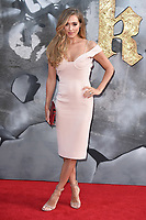 Jacqui Ainsley at the European premiere for &quot;King Arthur: Legend of the Sword&quot; at the Cineworld Empire in London, UK. <br /> 10 May  2017<br /> Picture: Steve Vas/Featureflash/SilverHub 0208 004 5359 sales@silverhubmedia.com