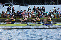 THE WYFOLD CHALLENGE CUP<br /> Mercantile R.C., AUS (218)<br /> Bewdley R.C. (198)<br /> <br /> Henley Royal Regatta 2018 - Thursday<br /> <br /> To purchase this photo, or to see pricing information for Prints and Downloads, click the blue 'Add to Cart' button at the top-right of the page.