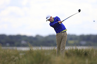 Allan Hill (Athenry) during the 2nd round of the East of Ireland championship, Co Louth Golf Club, Baltray, Co Louth, Ireland. 03/06/2017<br /> Picture: Golffile | Fran Caffrey<br /> <br /> <br /> All photo usage must carry mandatory copyright credit (&copy; Golffile | Fran Caffrey)