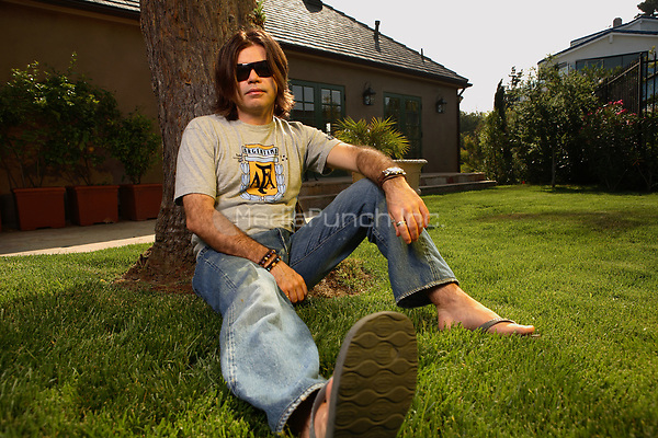 Paul Oakenfold photographed in Hollywood, CA USA - May 19, 2006.  Photo © Kevin Estrada / Media Punch