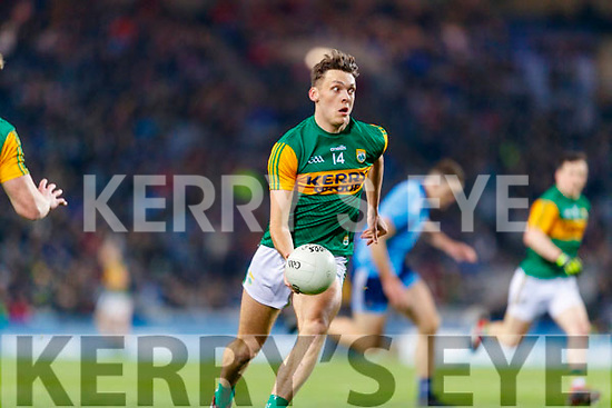 David Clifford, Kerry during the Allianz Football League Division 1 Round 1 match between Dublin and Kerry at Croke Park on Saturday.