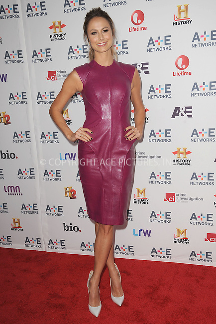 WWW.ACEPIXS.COM . . . . . .May 8, 2013...New York City....Stacey Keibler attends A&E Networks 2013 Upfront at Lincoln Center on May 8, 2013 in New York City ....Please byline: KRISTIN CALLAHAN - ACEPIXS.COM.. . . . . . ..Ace Pictures, Inc: ..tel: (212) 243 8787 or (646) 769 0430..e-mail: info@acepixs.com..web: http://www.acepixs.com .