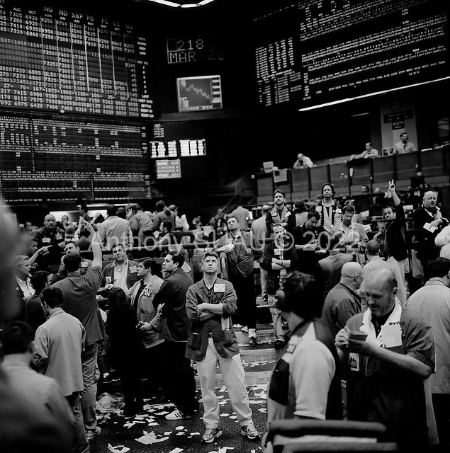 Chicago, Illinois<br /> March 28, 2008<br /> <br /> The mortgage crisis is being played out on the floor of the Chicago Mercantile Exchange, Wall Street and world's financial market.