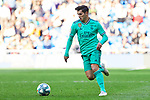 Brahim Diaz of Real Madrid during La Liga match between Real Madrid and RCD Espanyol at Santiago Bernabeu Stadium in Madrid, Spain. December 07, 2019. (ALTERPHOTOS/A. Perez Meca)