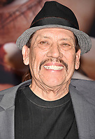 WESTWOOD, CA - FEBRUARY 05: Danny Trejo attends the Premiere Of 20th Century Fox's 'Alita: Battle Angel' at Westwood Regency Theater on February 05, 2019 in Los Angeles, California.<br /> CAP/ROT/TM<br /> ©TM/ROT/Capital Pictures