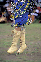 Ojibway Dancer in Jingle Dress
