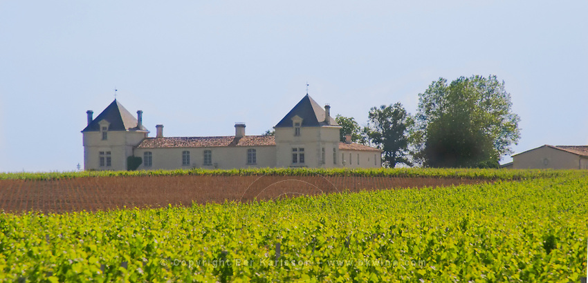 Chateau de Pez, Saint Estephe, Medoc Bordeaux Gironde Aquitaine France