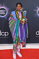 LOS ANGELES, USA. November 25, 2019: Big Freedia at the 2019 American Music Awards at the Microsoft Theatre LA Live.<br /> Picture: Paul Smith/Featureflash