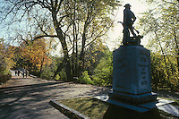 Minuteman monument, North Bridge, Concord, MA