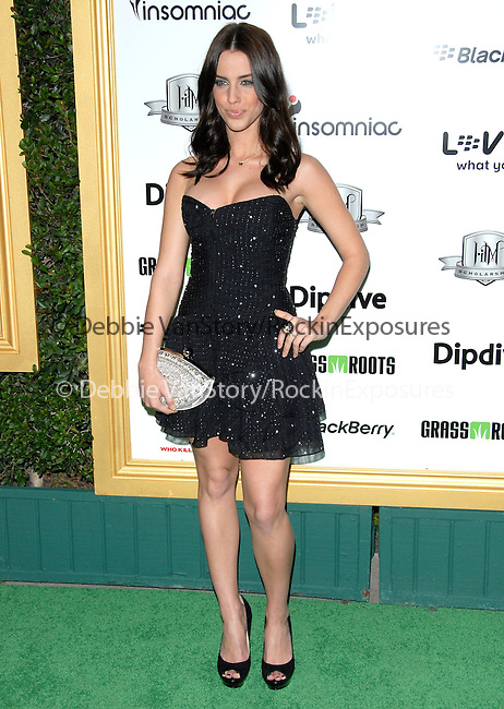 Jessica Lowndes at The First Annual Data Awards, presented by will.i.am, The Black Eyed Peas & Dipdive held at The Hollywood Palladium in Hollywood, California on January 28,2010                                                                   Copyright 2009  DVS / RockinExposures