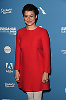 """LONDON, UK. May 31, 2019: Alia Shawkat arriving for the European premiere of """"Animal"""" at Picturehouse Central, London.<br /> Picture: Steve Vas/Featureflash"""