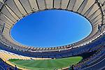 Estadio do Maracana ou Jornalista Mario Filho. Rio de Janeiro. 2013. Foto de Alexandro Auler.