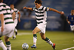 09 December 2011: UNCC's Giuseppe Gentile. The Creighton University Bluejays played the University of North Carolina Charlotte 49ers to a 0-0 overtime tie, the 49ers won the penalty shootout 4-1 to advance at Regions Park in Hoover, Alabama in an NCAA Division I Men's Soccer College Cup semifinal game.