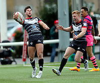 London Broncos v Featherstone Rovers 28-3-16