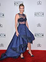 LOS ANGELES, CA. November 20, 2016: Actress Rebecca Romijn at the 2016 American Music Awards at the Microsoft Theatre, LA Live.<br /> Picture: Paul Smith/Featureflash/SilverHub 0208 004 5359/ 07711 972644 Editors@silverhubmedia.com