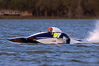 Chris Hall, Y-97  (1 Litre MOD hydroplane(s)