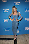 Actress Melissa Bolona,_ attends the Foundation Fighting Blindness World Gala Held at Cipriani downtown located at 25 Broadway