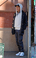 www.acepixs.com<br /> <br /> February 18 2017, New York City<br /> <br /> Hip Hop producer Russell Simmons out in Soho on February 18 2017 in New York City<br /> <br /> By Line: Curtis Means/ACE Pictures<br /> <br /> <br /> ACE Pictures Inc<br /> Tel: 6467670430<br /> Email: info@acepixs.com<br /> www.acepixs.com