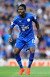 Daniel Amartey of Leicester City during the Premier League match at Anfield Stadium, Liverpool. Picture date: September 10th, 2016. Pic Simon Bellis/Sportimage
