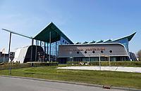 Nederland  Groningen 2019 . Zernike Campus. Willem-Alexander Sportcentrum.  Foto Berlinda van Dam / Hollandse Hoogte