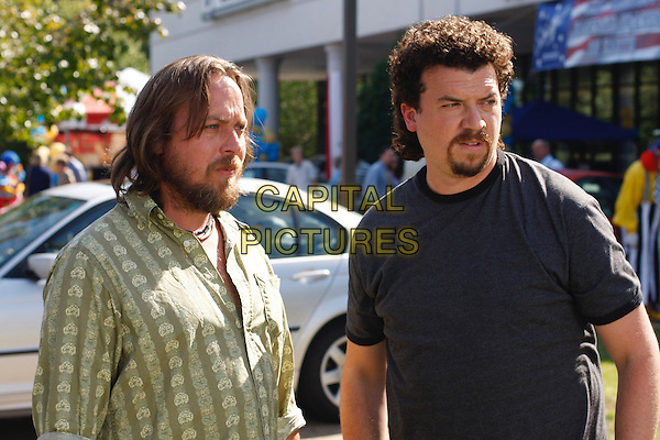 BEN BEST & DANNY McBRIDE.in East Bound and Down.*Filmstill - Editorial Use Only*.CAP/FB.Supplied by Capital Pictures.