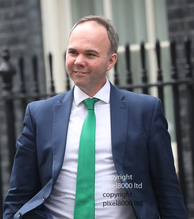 Pic shows: Downing Street today  <br /> Gavin Barwell<br /> <br /> Number 10 Chief of Staff<br /> <br /> <br /> <br /> pic by Gavin Rodgers/Pixel8000<br /> 13.3.19