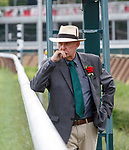 Scenes from the Saratoga Race Course, Sep. 1, 2018. (Bruce Dudek/Eclipse Sportswire)