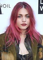 BEVERLY HILLS, CA - APRIL 8:  Frances Bean Cobain at The Daily Front Row's Fourth Annual Fashion Los Angeles Awards at the Beverly Hills Hotel on April 8, 2018 in Beverly Hills, California. (Photo by Scott Kirkland/PictureGroup)