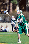 Los Angeles, CA 02/06/16 - Matt Fagan (Cal Poly #25)in action during the Cal Poly SLO Mustangs vs Loyola Marymount Lions MCLA Men's Lacrosse game.  Cal Poly defeated LMU 24-5