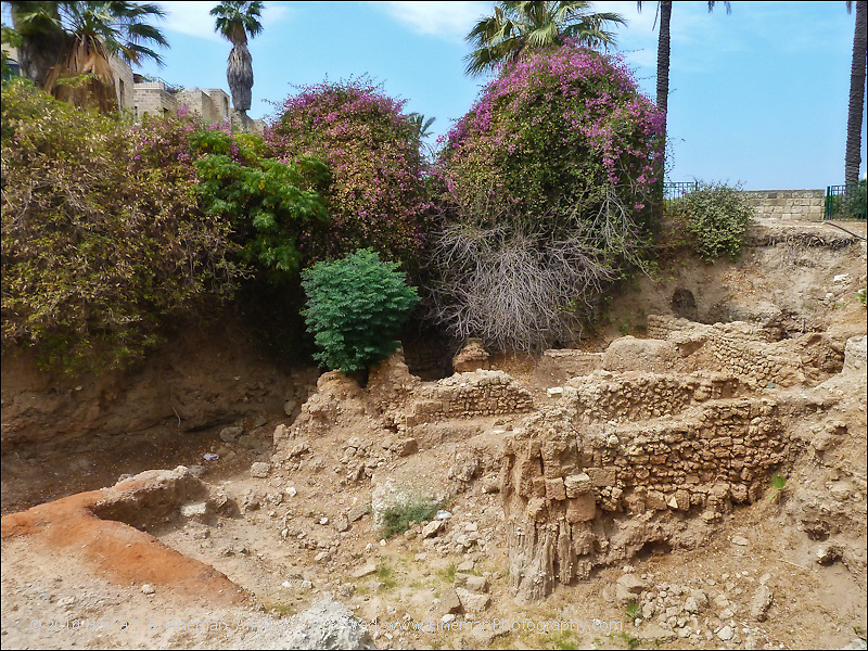Archaeological Dig, Old Jaffa