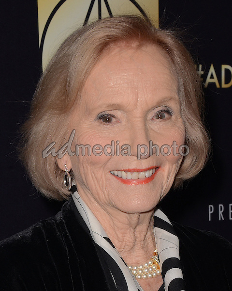 31 January  - Beverly Hills, Ca - Eva Marie Saint . Arrivals for the Art Director's Guild 20th Annual Production Design Awards held at Beverly Hilton Hotel. Studios. Photo Credit: Birdie Thompson/AdMedia