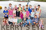 Children  from Chernobyl  and host families visited the Tralee Wetlands on Tuesday