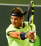 Rafael Nadal (ESP) defeats Jack Sock (USA) by 6-2, 6-3,