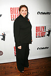 Carole Shelley attending the Opening Night After Party for BILLY ELLIOT - The Musical  in New York City. November 13, 2008