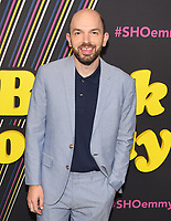 "14 May 2019 - North Hollywood, California - Paul Scheer. Showtimes Emmy® For Your Consideration ""Black Money"" held at The Saban Media Center. Photo Credit: Billy Bennight/AdMedia"