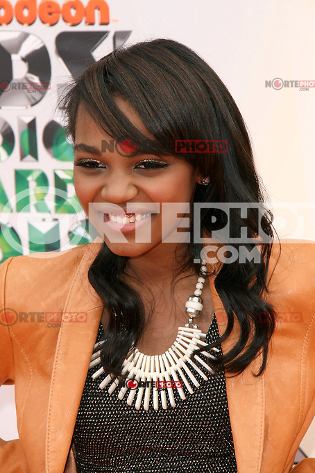 China Anne McClain at Nickelodeon's 25th Annual Kids' Choice Awards at The Galen Center on March 31, 2012 in Los Angeles, California. &copy; mpi26/MediaPunch Inc. /NortePhoto<br /> <br />  **CREDITO*OBLIGATORIO** *No*Venta*A*Terceros*<br /> *No*Sale*So*third* ***No*Se*Permite*Hacer Archivo***No*Sale*So*third*
