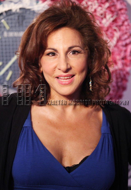 Kathy Najimy pictured at the 66th Annual Tony Awards held at The Beacon Theatre in New York City , New York on June 10, 2012. © Walter McBride / WM Photography